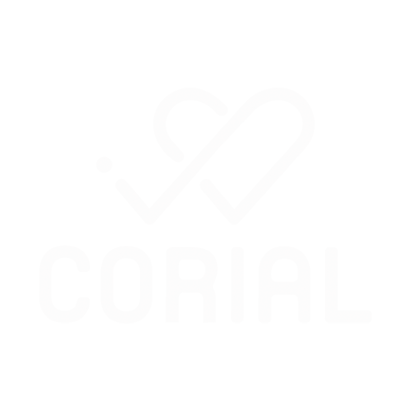 Corial paddle rackets
